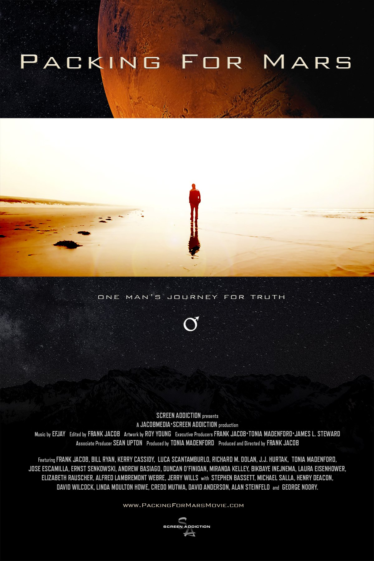 Packing for Mars - Movie - by Frank Jacob